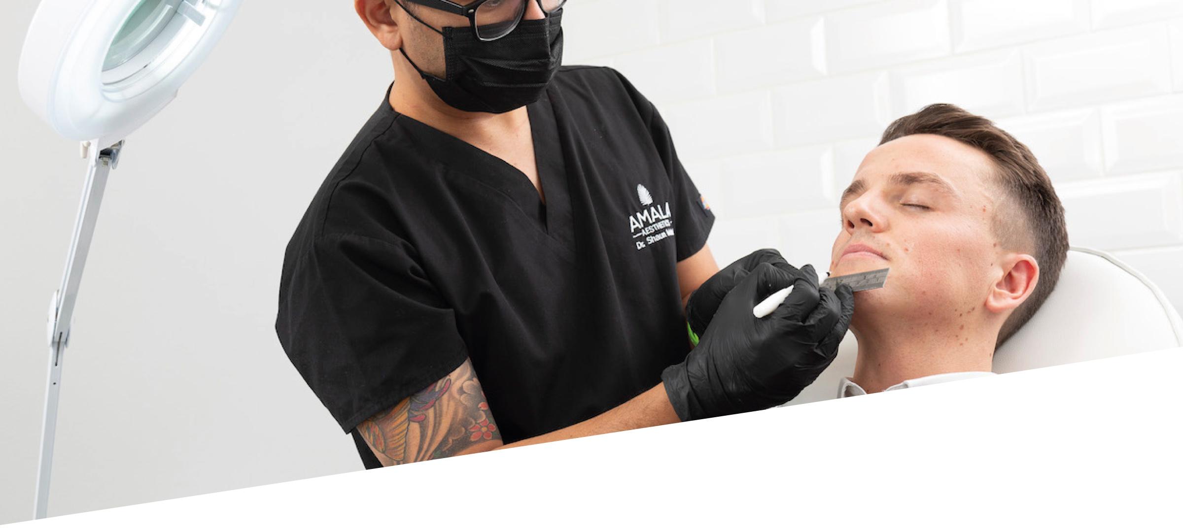 Amala men's treatments